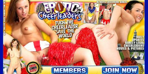 erotic cheer leaders