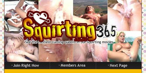 Free squirting sites